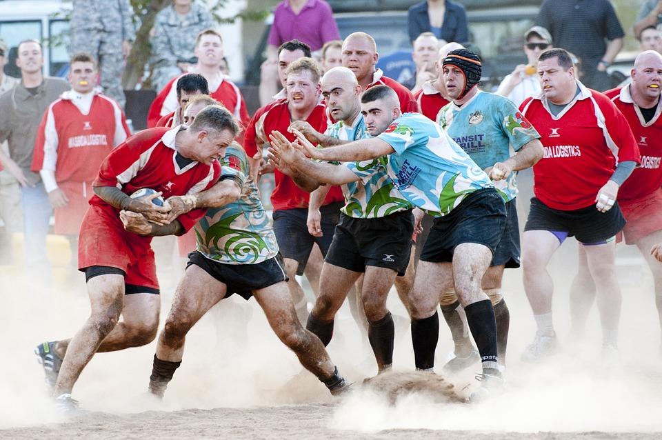 Kontuzje w rugby – przestroga dla początkujących